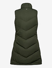 Daily Sports - ISABEL PADDED VEST - puffer vests - cypress - 2