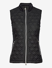 Daily Sports - EVEN VEST - puffer vests - black - 1