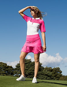 RITA SKORT 45 CM - sports skirts - hot pink