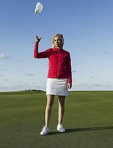 BREAK JACKET - golf jackets - sangria
