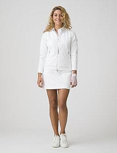 BREAK JACKET - golf jackets - white