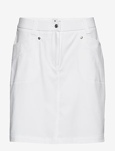 LYRIC SKORT 52 CM - sports skirts - white