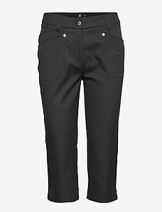 LYRIC CAPRI 74 CM - spodnie do golfa - black