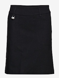 Magic skort 52 cm - BLACK