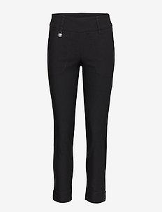 MAGIC HIGH WATER 94 CM - golf pants - black