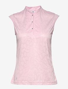 UMA CAP S POLO SHIRT - paidat - pink