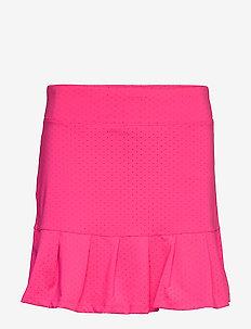 RITA SKORT 45 CM - sports skirts - hot pink