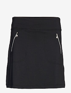 MADGE SKORT 45 CM - sports skirts - black