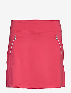 MADGE SKORT 45 CM - sports skirts - sangria