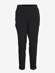 SENSE HIGH WATER - golf pants - black