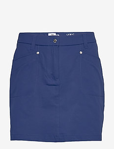 LYRIC SKORT 45 CM - NIGHT BLUE