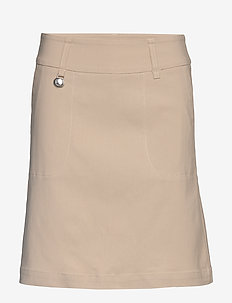 MAGIC SKORT 52 CM - sports skirts - straw