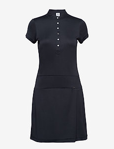 SELENA CAP S DRESS - NAVY