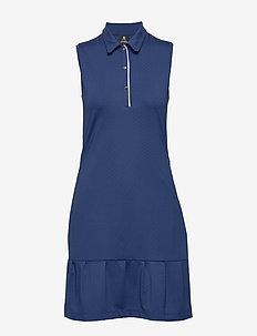 RITA SL DRESS - sports dresses - night blue