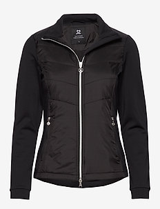 DRAW JACKET - isolerande jackor - black