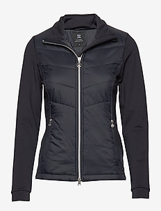 DRAW JACKET - insulated jackets - navy
