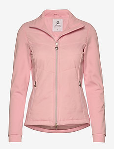 DRAW JACKET - insulated jackets - pink