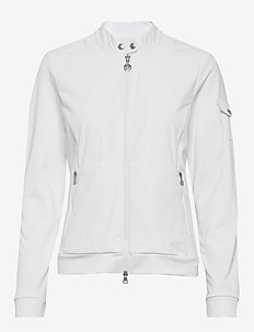 BREAK JACKET - golfjakker - white