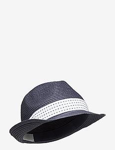 LEON HAT - hats - navy