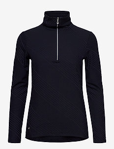 FLOY LS HALF NECK - habits tricotés - navy