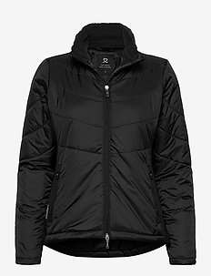 JACLYN PADDED JACKET - golf jassen - black