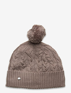 ALONDRA HAT - bonnets - hazel