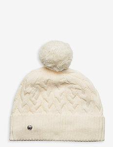 ALONDRA HAT - bonnets - ivory