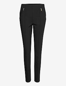 ALEXIA PANTS - softshell-byxor - black