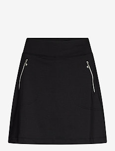 MADGE SKORT 45 CM - sports skirts - black