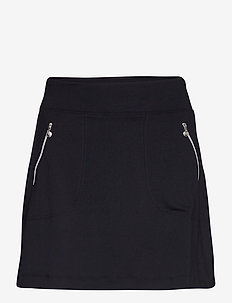 MADGE SKORT 45 CM - sports skirts - navy