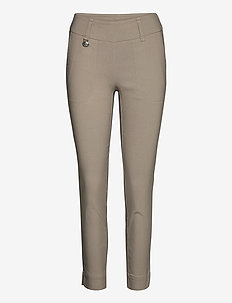 MAGIC HIGH WATER 94 CM - golf pants - hazel