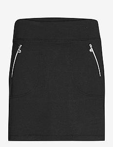 MADGE SKORT 45 CM - sportkjolar - black