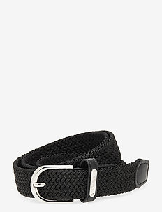 GISELLE ELASTIC BELT - sportbälten - black