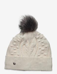 AMEDINE HAT - kapelusze - white