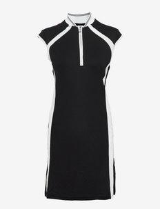 ROXA DRESS - robes t-shirt - black