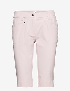 LYRIC CITY SHORTS - golfshorts - blush