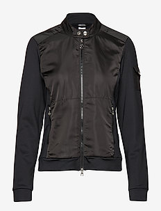 BREAK JACKET - BLACK