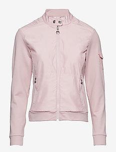 BREAK JACKET - golf jackets - blush