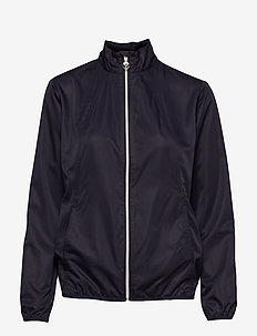 MIA WIND JACKET - NAVY