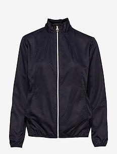 MIA WIND JACKET - golf jackets - navy