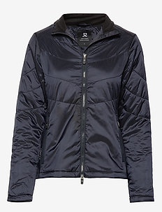 JACLYN PADDED JACKET - NAVY