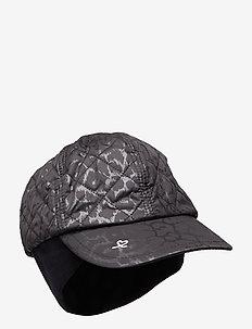 HEAT WIND HAT - BLACK