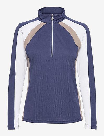 ROXA LS HALF NECK - sweatshirts - baltic