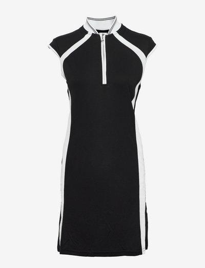 ROXA DRESS - t-shirtkjoler - black