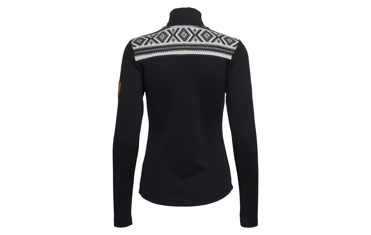 Basic Of Norway Dale Black white Cortina 100 Laine Feminine Jacket Sfgx4xw