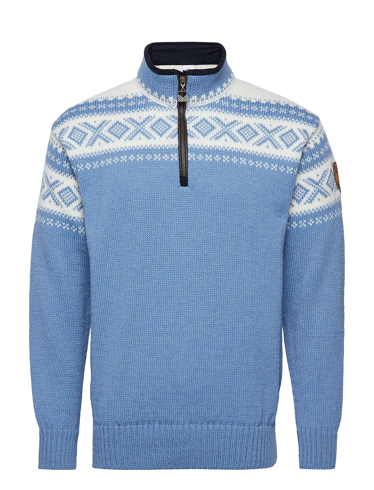Dale of Norway Cortina half zip sweater Ögrönlar