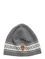 Cortina Merino hat - SMOKE/OFF WHITE