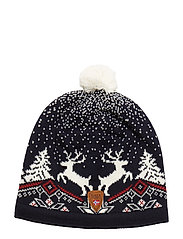Dale Christmas Hat - BLUE