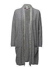 Nora feminine jacket - GRAU VIG/OFF WHITE