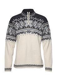 Vail Masc Sweater - WHITE